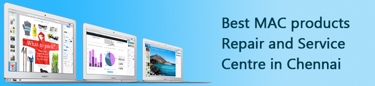 Best Macbook repair and service centre in chennai.